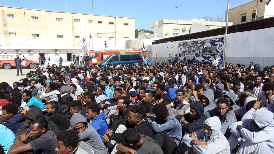 Refugees in Libya Injured for Protesting Harsh Conditions in Detention Centers