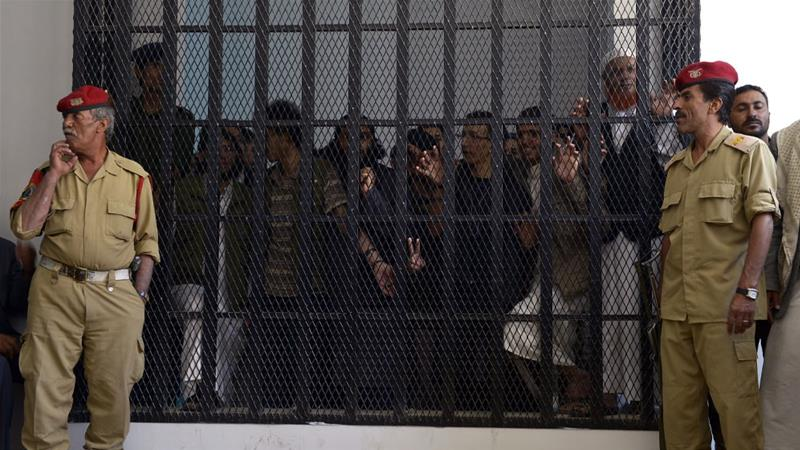 Abductees Experiencing Harsh Detention Conditions in Houthi Prisons