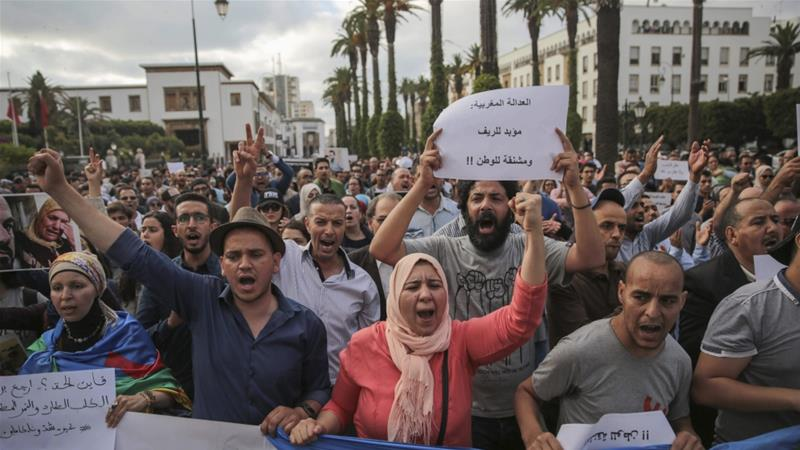 Morocco's Vengeance on Freedom of Expression