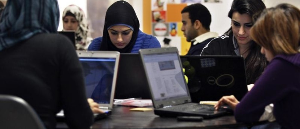 Work and Gender, the MENA Lags behind