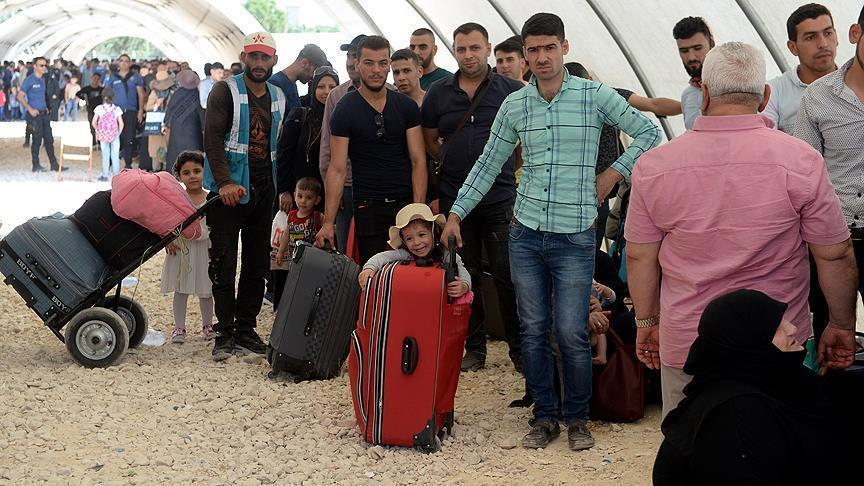 AFDH: Lebanon Must Stop Forced Repatriation of Syrian Refugees