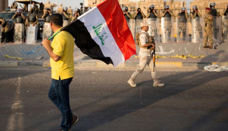 Iraq: A Battered Nation Doused Further in Bloodshed