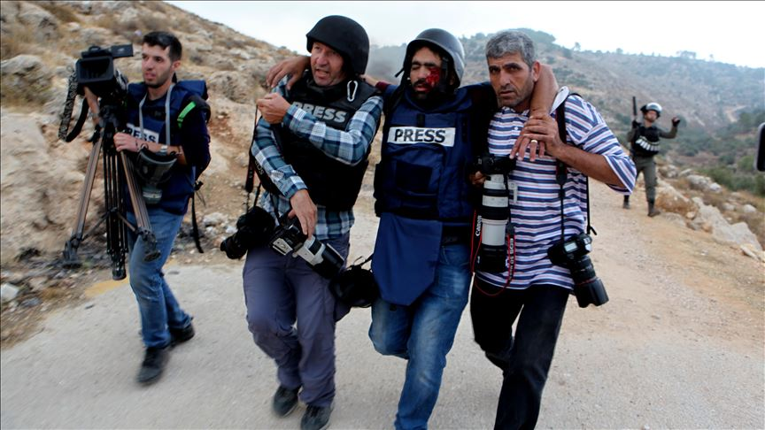 See No Evil: Israel Targets Journalists