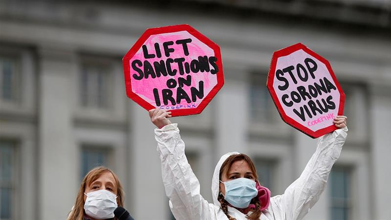 US Sanctions on Iran Contributor to Avoidable COVID Deaths