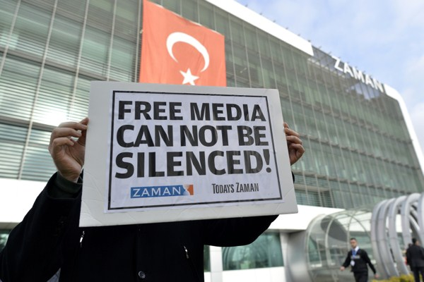Press Freedom in Turkey Virtually Non-Existent