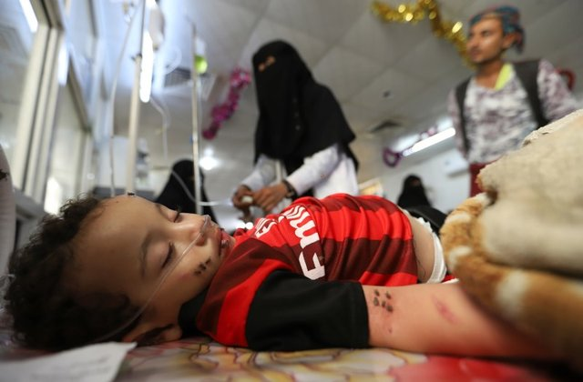 Yemen Struggles with Access to Aid