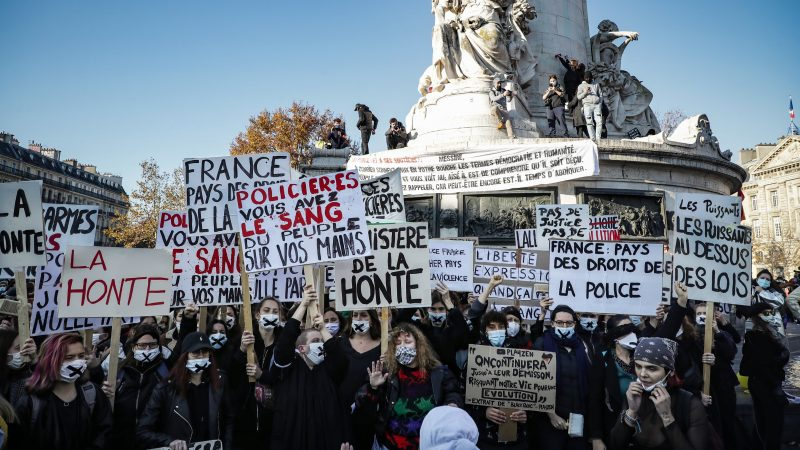 France's Global Security Law Poses a Serious Threat to Freedom of Expression